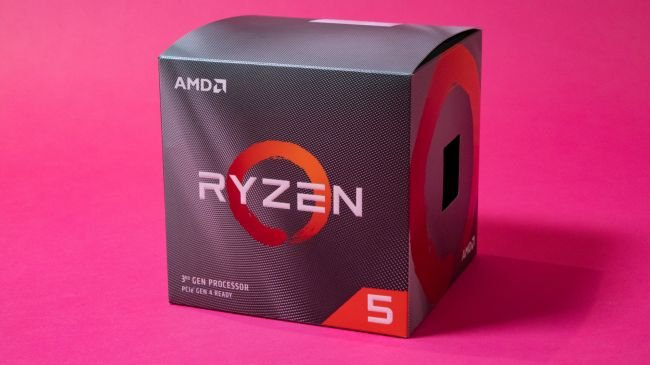 Beste Gaming-CPU AMD Ryzen 5 3600X