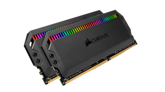 Bestes High-end RAM Corsair Dominator Platinum RGB