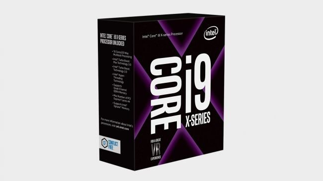 Intel Core i9-7900X - maximum performance Prozessor