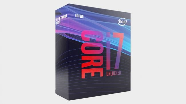 Intel Kern i7-9700K - gaming performance Prozessor
