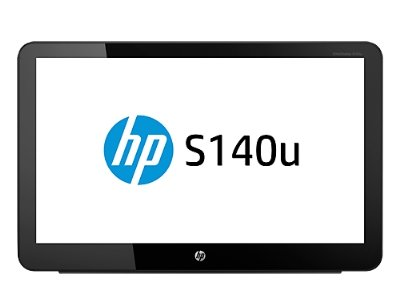 HP EliteDisplay S140u - bester tragbarer Monitor