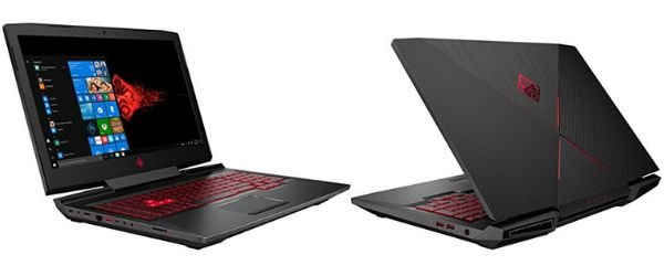 HP Omen 17 - Bester günstiger Gaming-Laptop