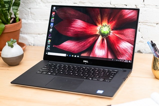 Budgetauswahl: Dell XPS 15 Touch