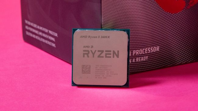 AMD Ryzen 5 3600X Test