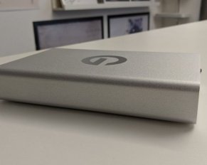 G-Technologie G-Drive 4TB Review